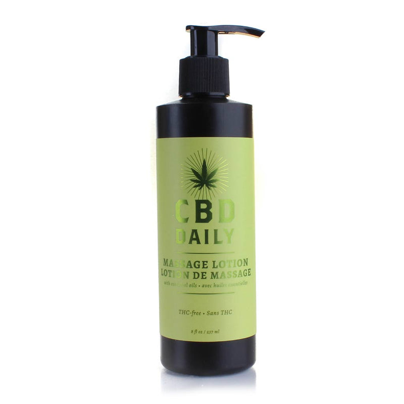 CBD Massage Lotion