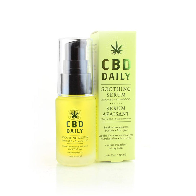 CBD Soothing Serum