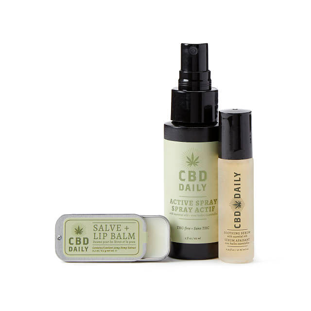 CBD Daily Gift Set