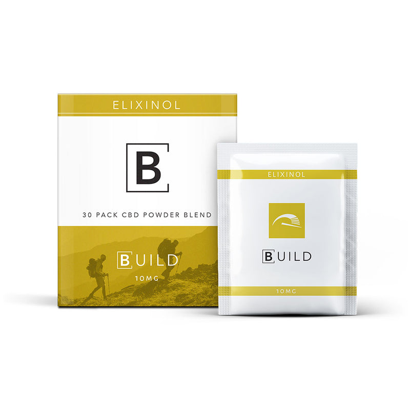 BUILD CBD Drink Powder - Citrus (30 Pack)