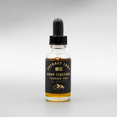 CBD Tincture - Regular Strength