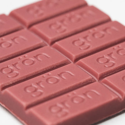 50mg CBD Raspberry White Chocolate Bar