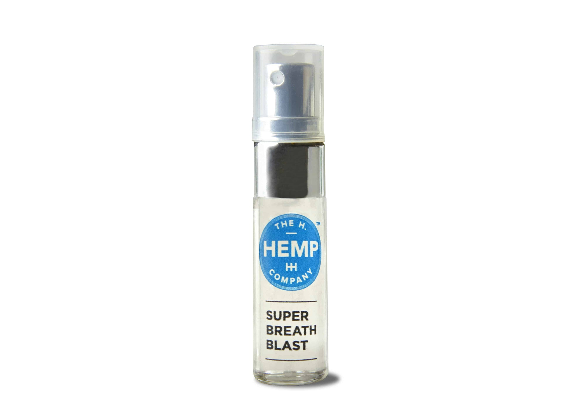 Super Breath Blast - CBD Spray