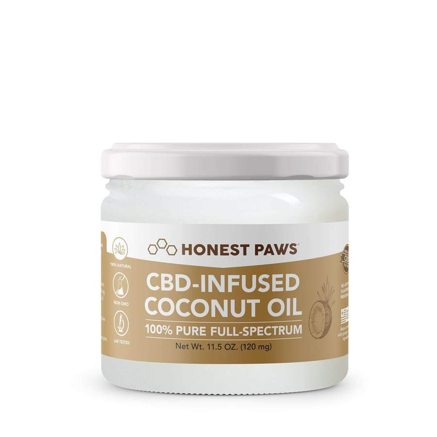 CBD-Infused Coconut Oil