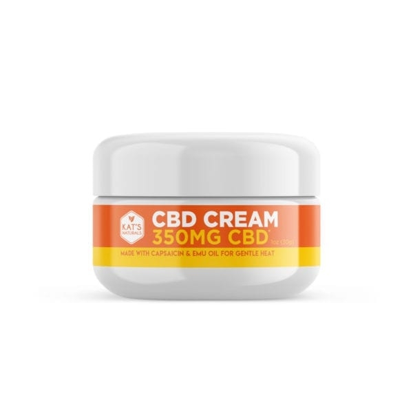 CBD Capsaicin Heat Cream