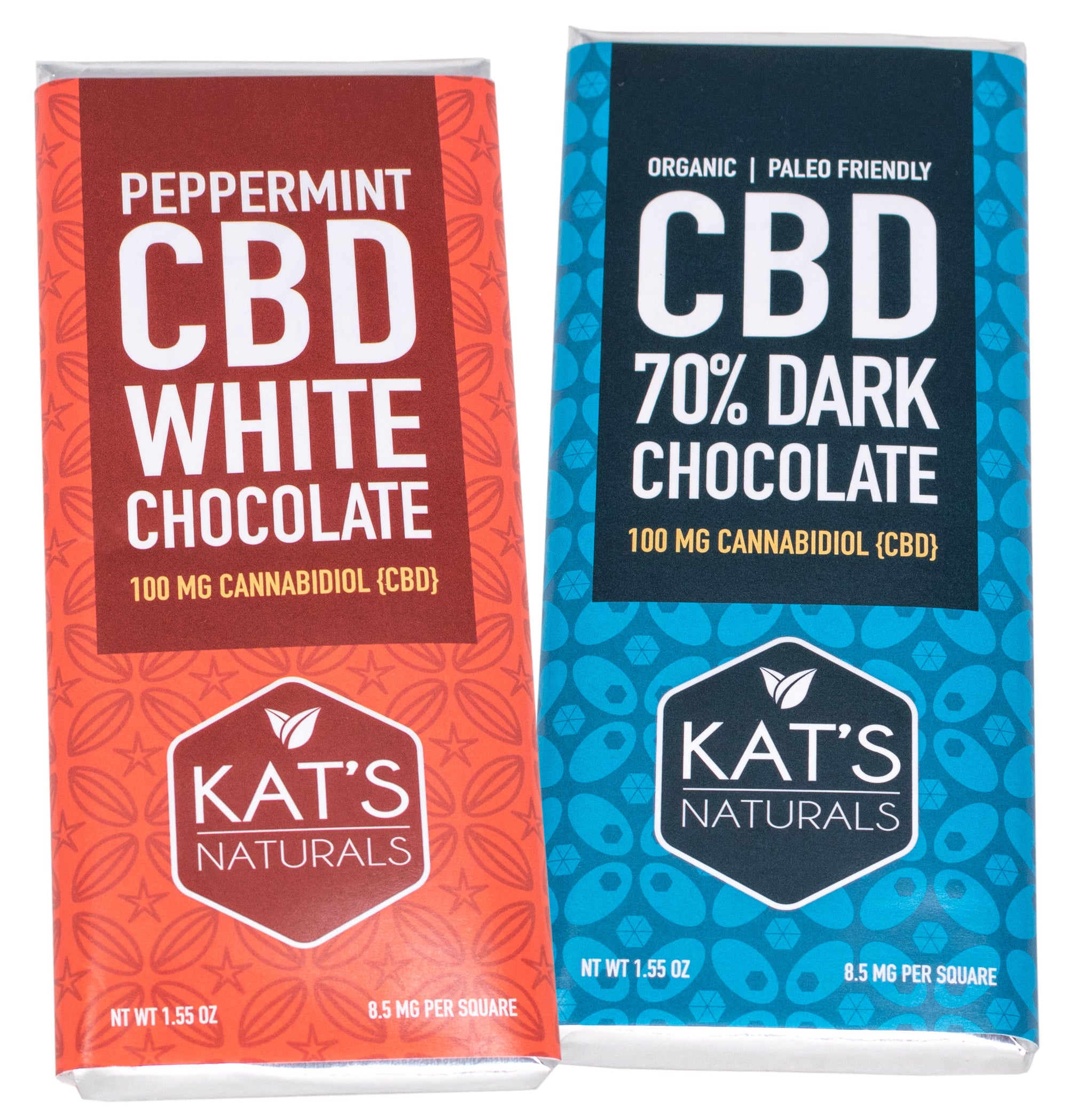 Activated Hemp CBD Chocolate Bar