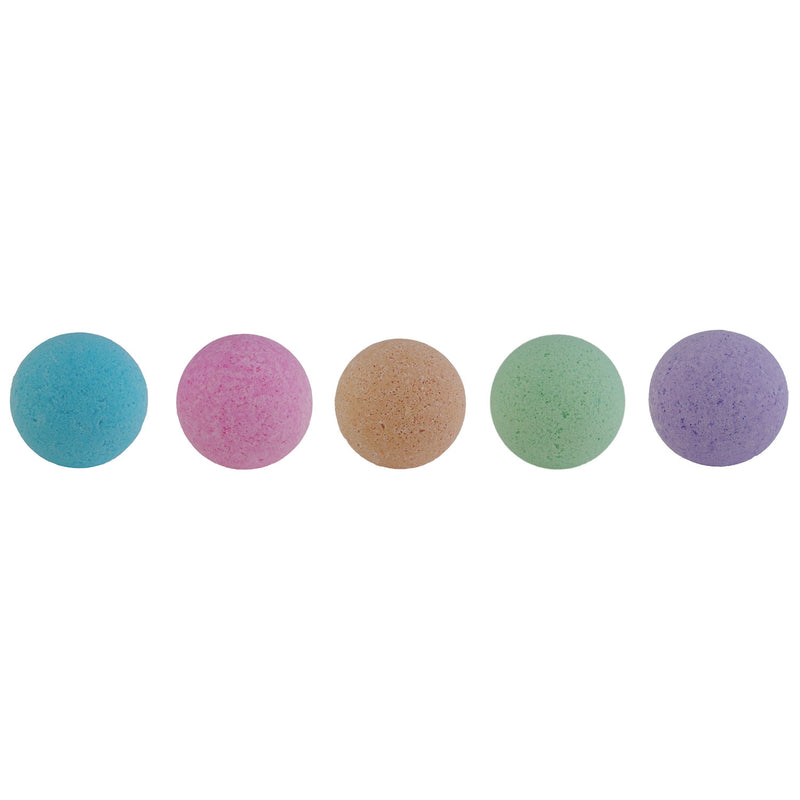 Mini CBD Bath Bombs - Complete Collection 5 Experiences