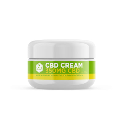 Deep Absorption CBD Cream with Arnica