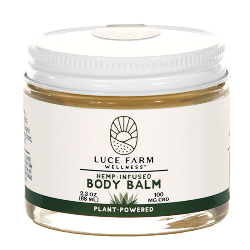 Hemp-Infused Body Balm