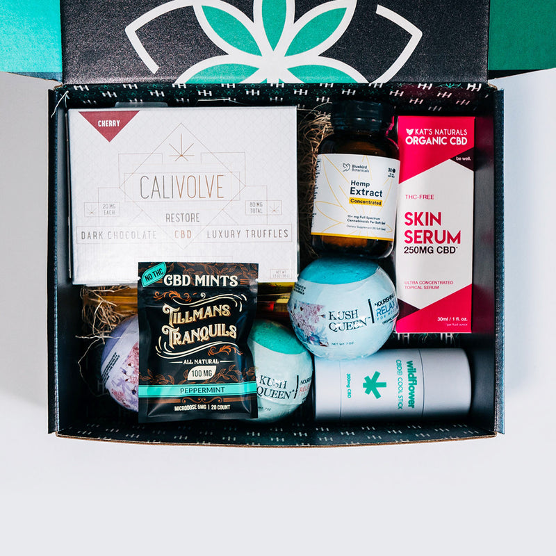 """CBD My Life"" Intro To CBD Bundle"