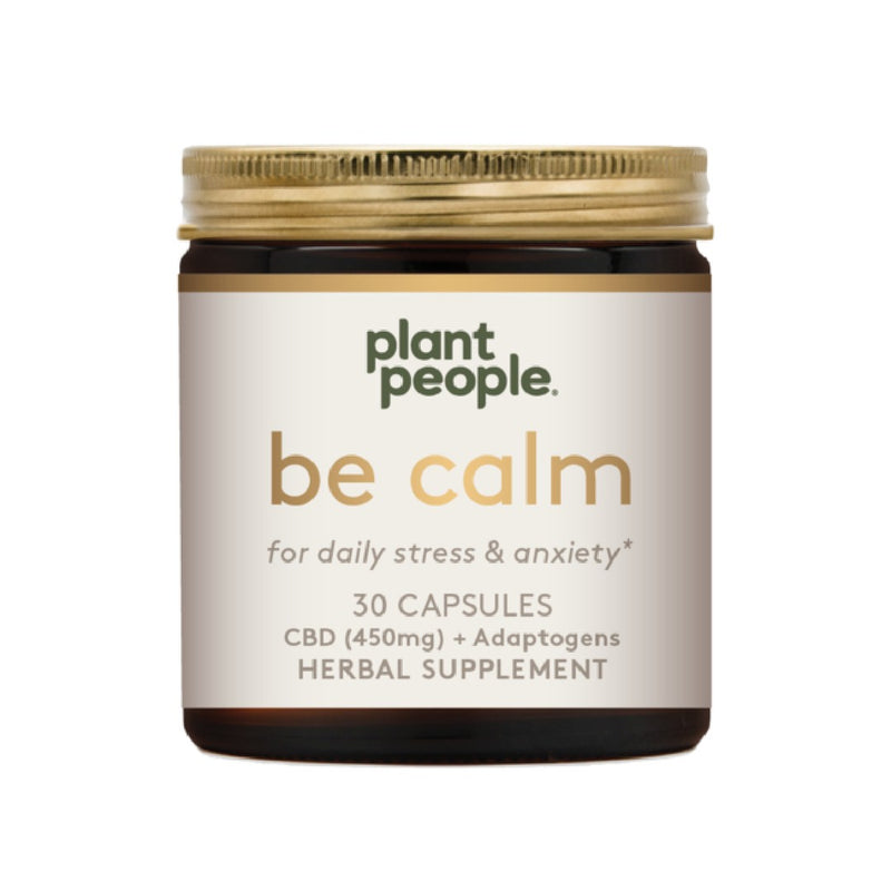 Be Calm CBD Capsules