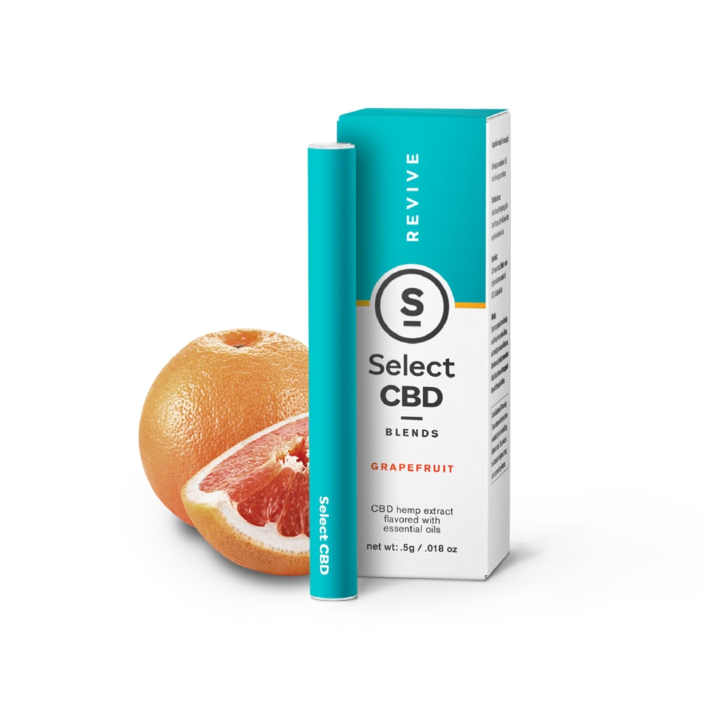 Revive Grapefruit Vape Pen