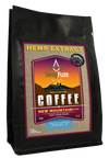 New Mountain Blend - Hemp-Infused Coffee