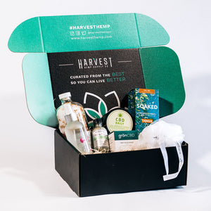 CBD Bundles + Gift Sets