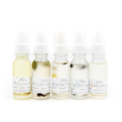 Vital Oil - Skin & Beauty Facial Oil and Tincture