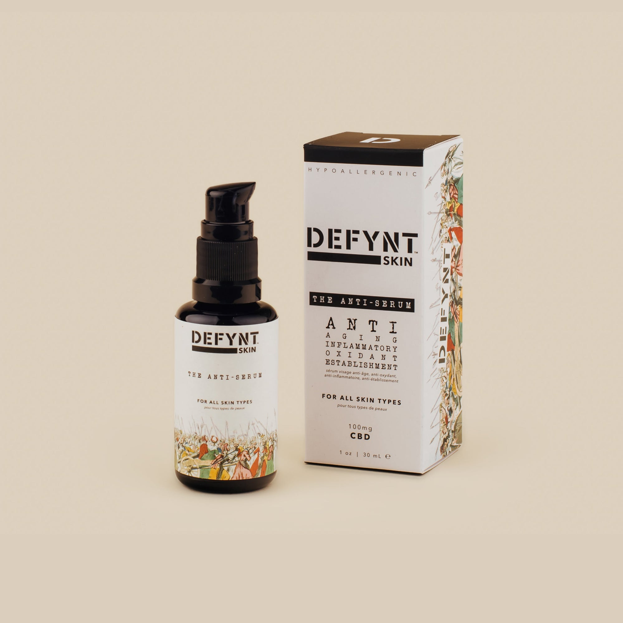 Defynt Anti-Serum