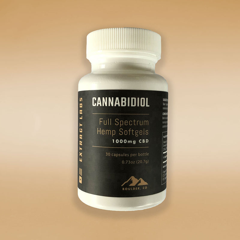 CBD Softgels 33mg