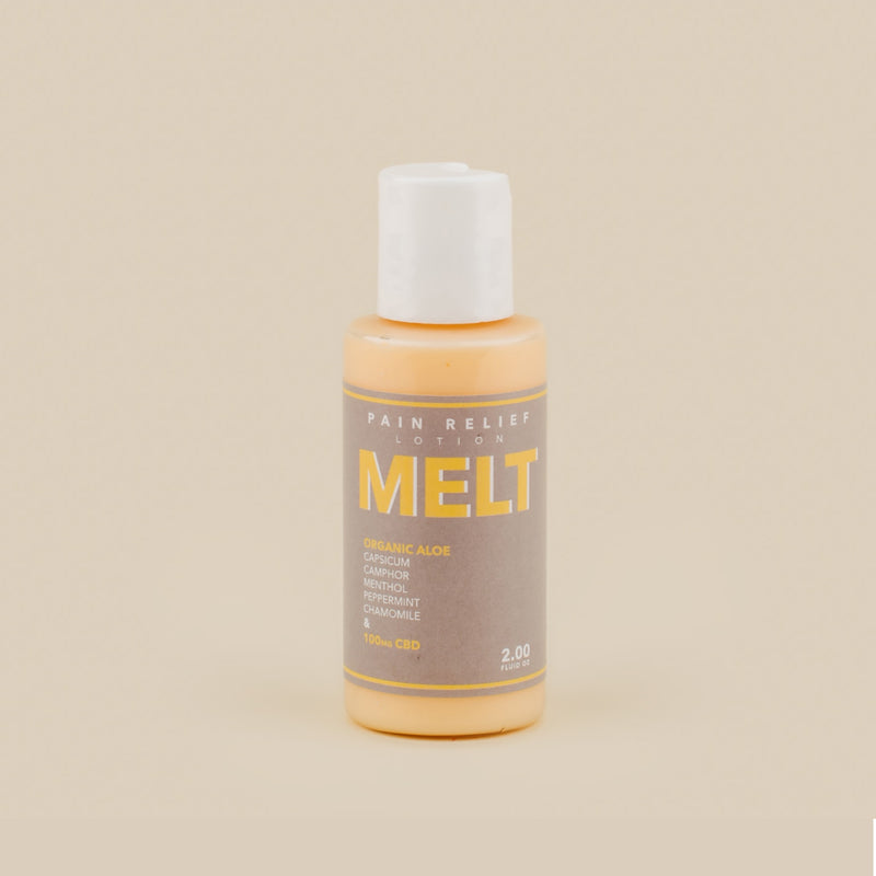 Melt CBD Lotion