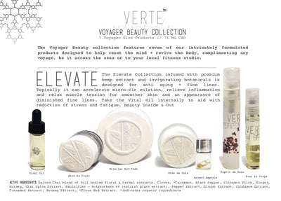 Voyager Beauty Collection