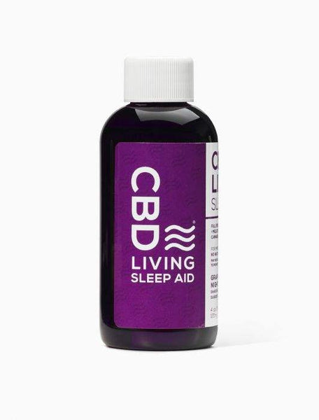 CBD Sleep Aid Syrup