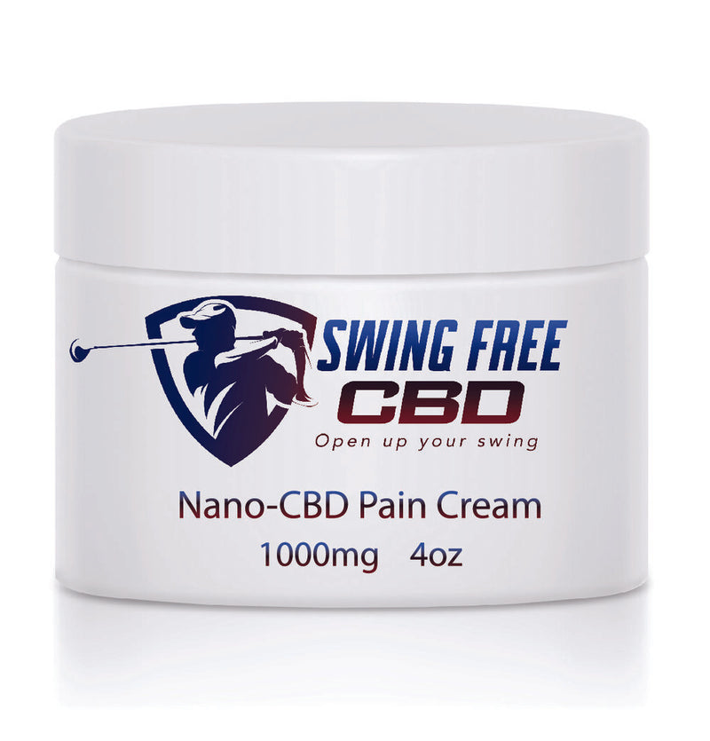 Nano-CBD Pain Cream - 1000mg