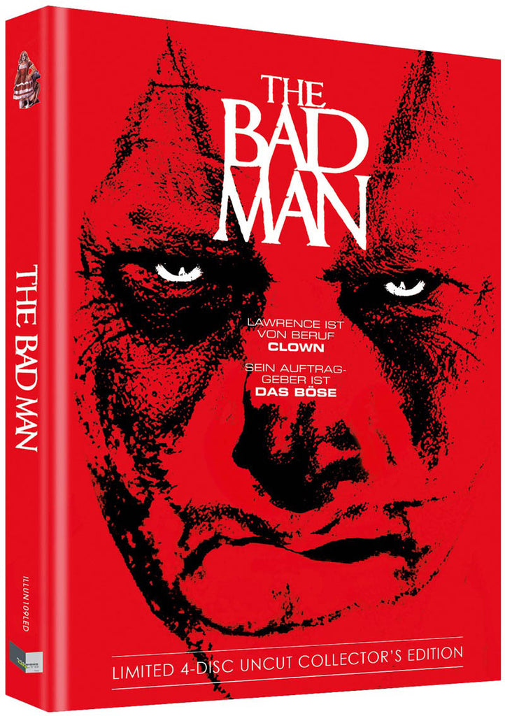 4-Disc Austrian Release of 'The Bad Man'!