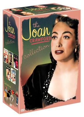 'Joan Crawford Collection' DVD Box