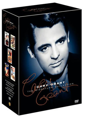 'Cary Grant Signature Collection' DVD Box