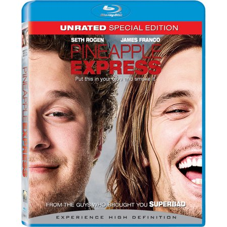'Pineapple Express' Blu-ray