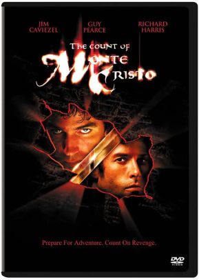 'Count of Monte Cristo' DVD