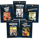 'Tarzan Collection Starring Lex Barker' DVD Box
