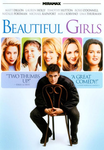 'Beautiful Girls' DVD