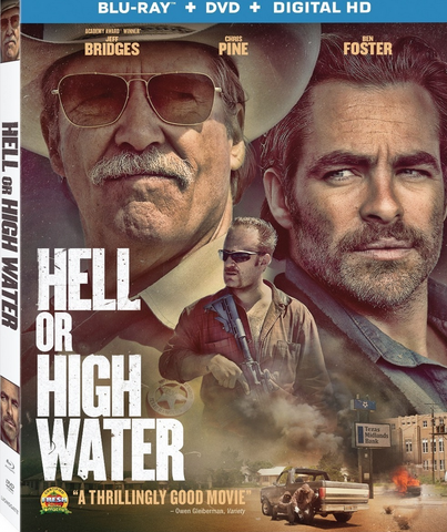 'Hell or High Water' Blu-ray/DVD