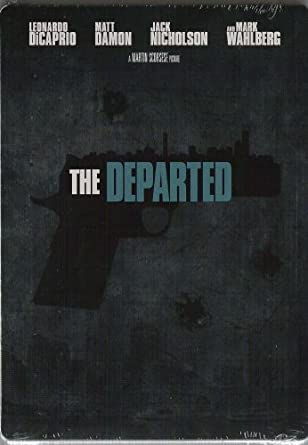 'Departed' DVD Steelbook