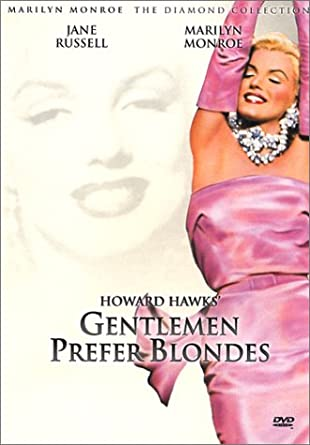 'Gentlemen Prefer Blondes' DVD