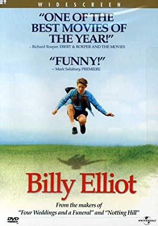 'Billy Elliot' DVD