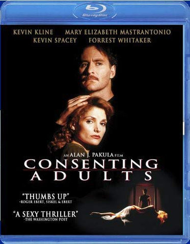 'Consenting Adults' Blu-ray