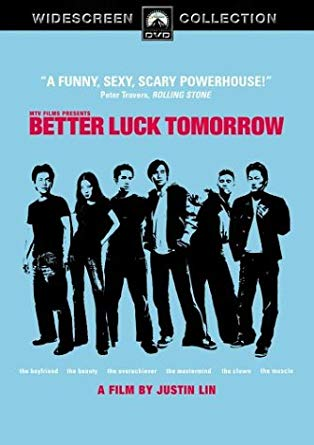 'Better Luck Tomorrow' DVD