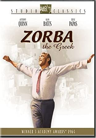 'Zorba the Greek' DVD