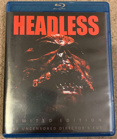 'Headless' Limited Edition Blu-ray