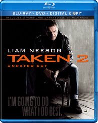 'Taken 2' Blu-ray/DVD