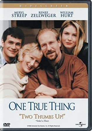 'One True Thing' DVD