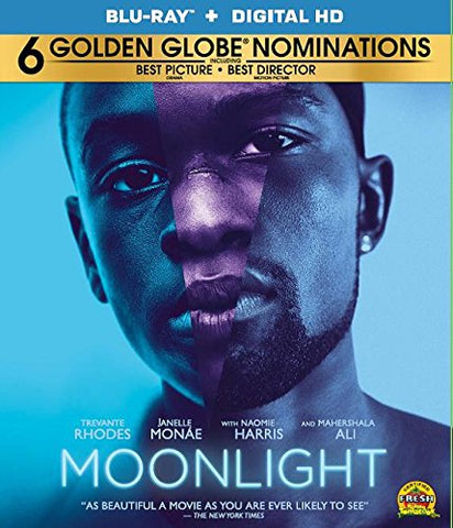 'Moonlight' Blu-ray