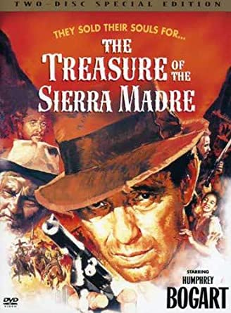 'Treasure of the Sierra Madre' DVD