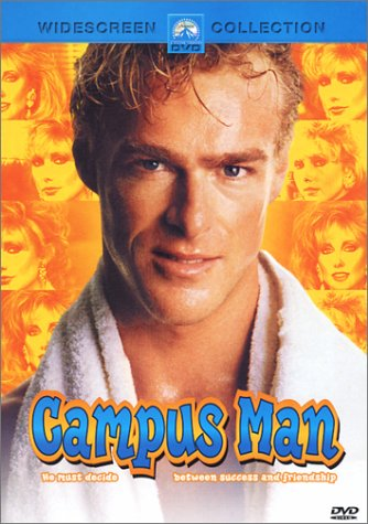 'Campus Man' DVD