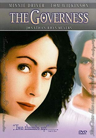 'Governess' DVD