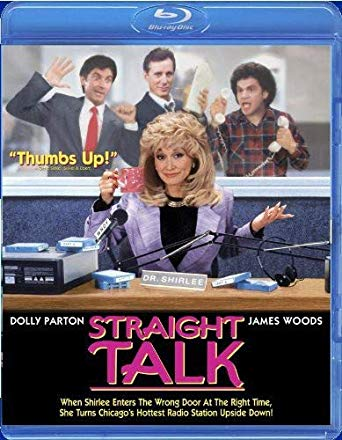 'Straight Talk' Blu-ray