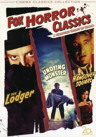 'Fox Horror Classics' DVD Box