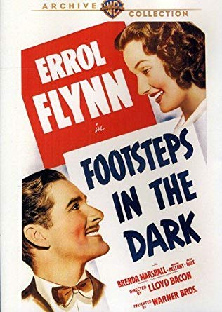 'Footsteps in the Dark' DVD