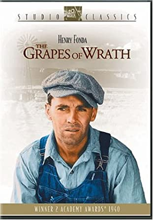 'Grapes of Wrath' DVD
